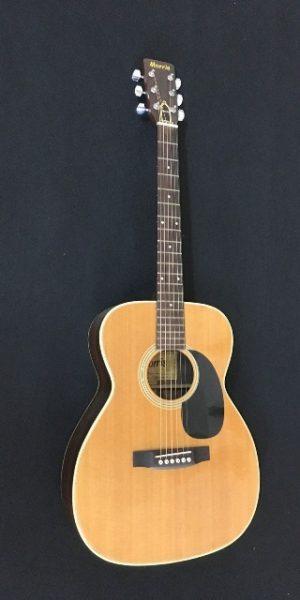 Guitar acoustic MORRIS F-15