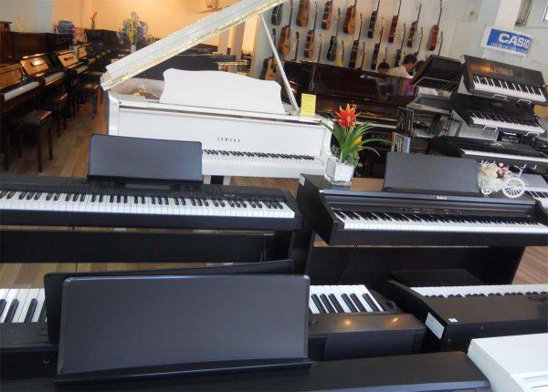 Nước ta có 90% người mua đàn piano cũ giá rẻ