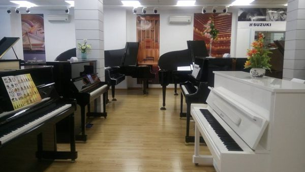 Đàn piano là một trong các loại nhạc cụ được nhiều người ưa chuộng hiện nay