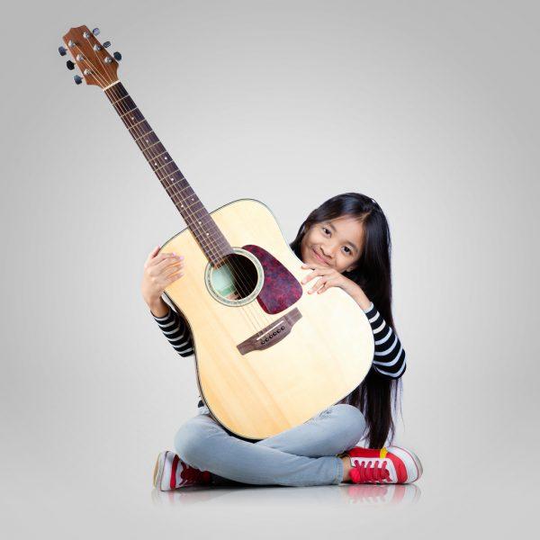Tùy theo kinh tế mà bạn chọn đàn guitar dưới 3 triệu phù hợp
