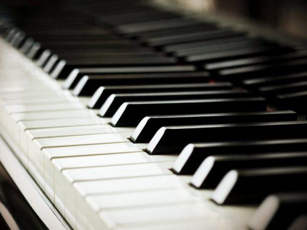 Thông thường thì đàn piano hiện đại có 88 phím đàn