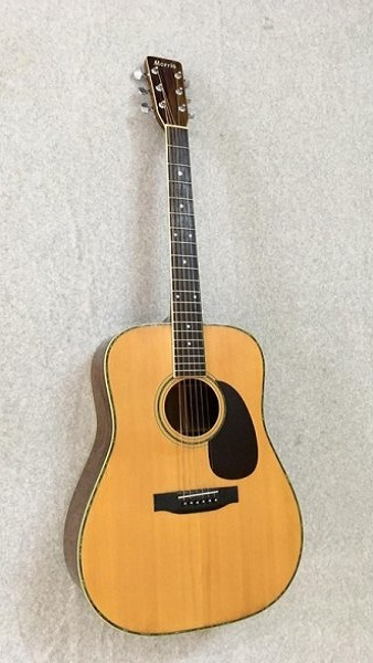 guitar acuostic morris w 35 - Guitar Thùng