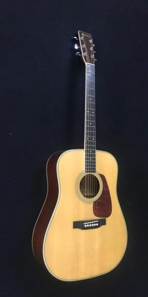Guitar acoustic MORRIS MD 507