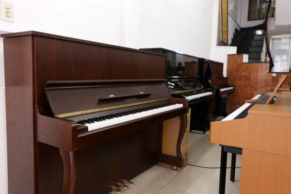 Mỗi cây đàn piano điện Yamaha được thiết kế và sản xuất đảm bảo chất lượng