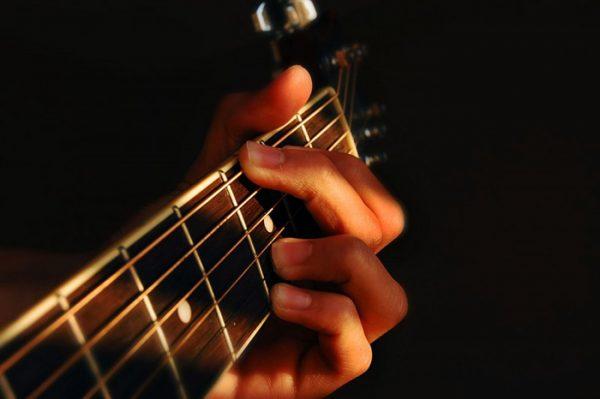 Bạn cần phải chuẩn bị tâm lý khi học đàn Guitar