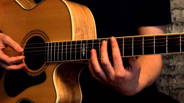 Tự học đàn guitar đệm hát tại nhà
