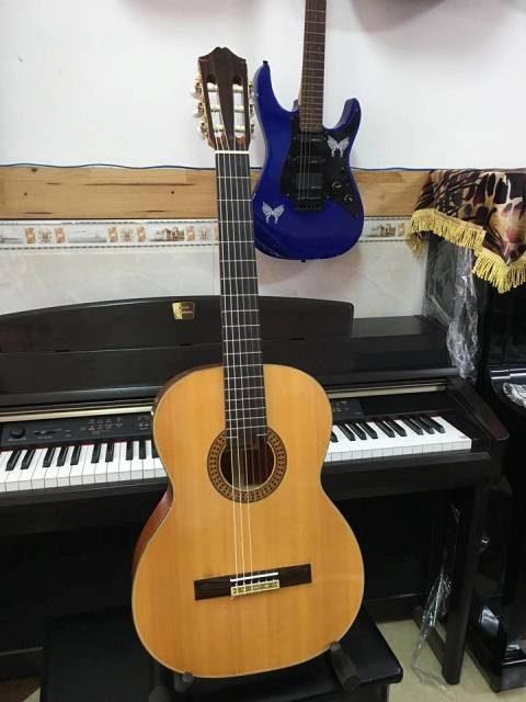 Guitar classic KAWAI G35