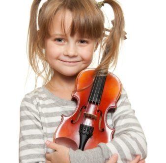 học violin