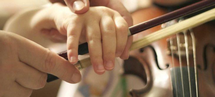 Khóa Học Đàn VIOLIN Cho Bé, Trẻ Em
