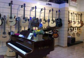 Cửa hàng đàn Guitar uy tín nhất tại Quận 10 TP Hồ Chí Minh