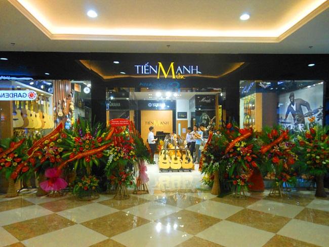 Nhạc cụ Tiến Mạnh là Top 10 Cửa hàng bán nhạc cụ uy tín nhất tại TP. Hồ Chí Minh